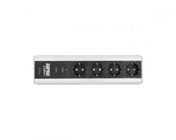 LoRad MD04-EU/SP MK3 Power Strip in the group PC Peripherals / Cables & adapters / Power strips at MaxGaming (12472)
