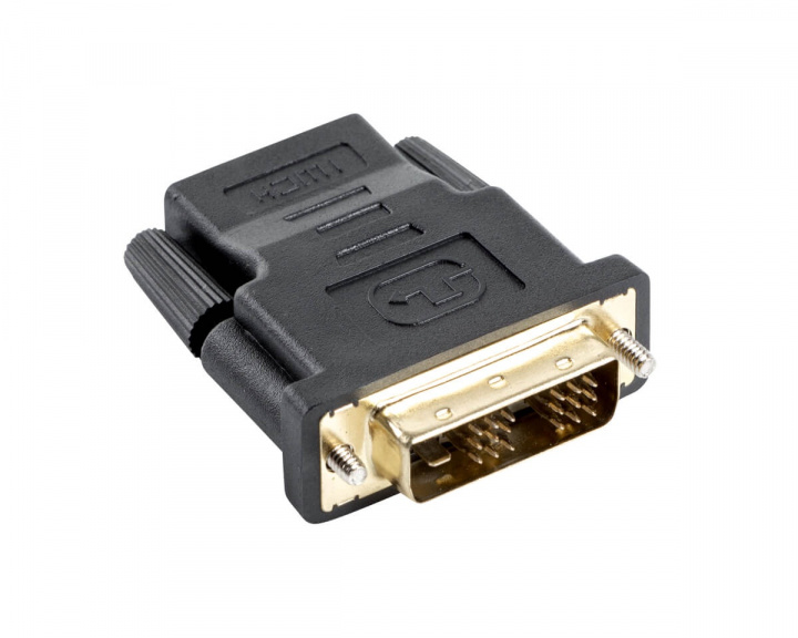 Adapter HDMI Female to DVI-D Male in the group PC Peripherals / Cables & adapters / Adapters at MaxGaming (12795)