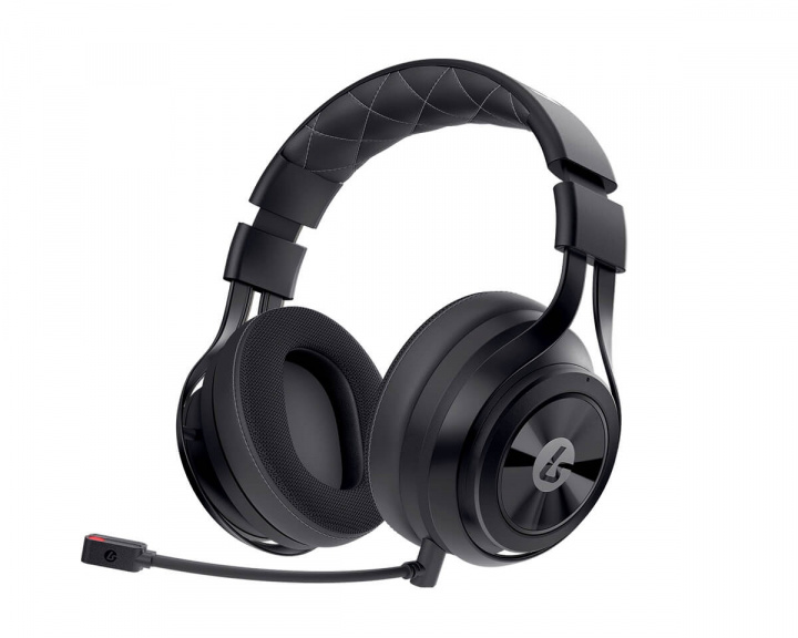 LS35X Wireless Gaming Headset Black in the group PC Peripherals / Headsets & Audio / Gaming headset / Wireless at MaxGaming (12837)