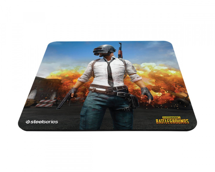 Qck+ PUBG Mousepad - Erangel Edition in the group PC Peripherals / Mousepads at MaxGaming (12907)