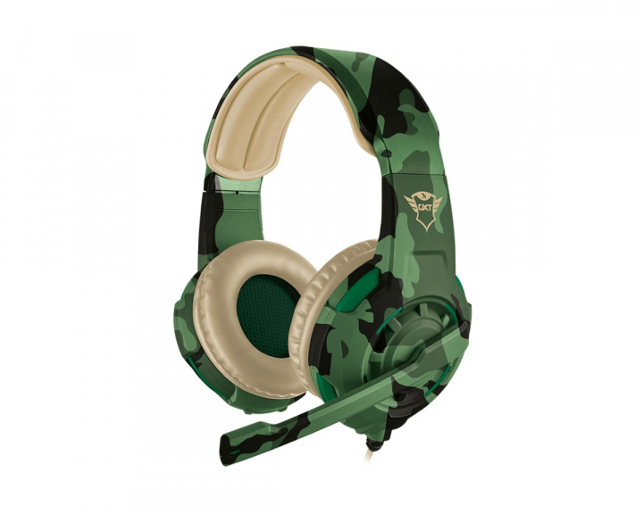 GXT 310C Radius Gamingheadset Jungle Camo in the group Console / Xbox / Xbox One Accessories / Headsets at MaxGaming (12940)