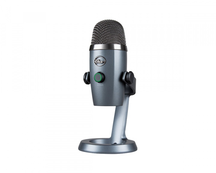 Yeti Nano Microphone - Shadow Grey in the group PC Peripherals / Headsets & Audio / Microphones at MaxGaming (13287)