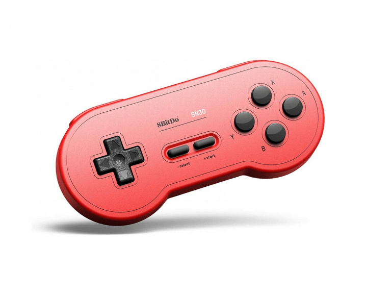 SN30 Bluetooth Gamepad (GP Red Edition) in the group Console / Nintendo / Accessories / Controller at MaxGaming (13413)