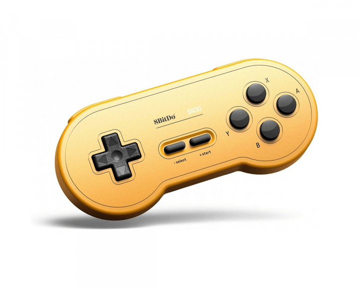 SN30 Bluetooth Gamepad (GP Yellow Edition) in the group Console / Nintendo / Accessories / Controller at MaxGaming (13416)
