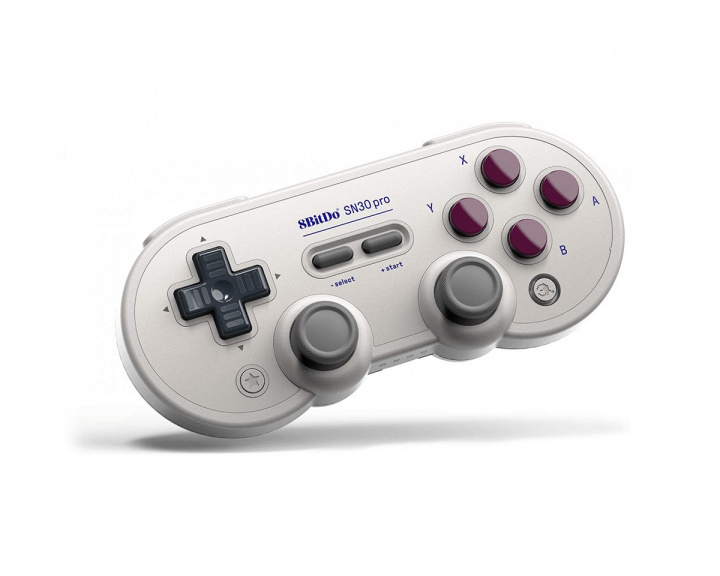 SN30 Pro Bluetooth Gamepad (G Classic Edition) in the group Console / Nintendo / Accessories / Controller at MaxGaming (13421)