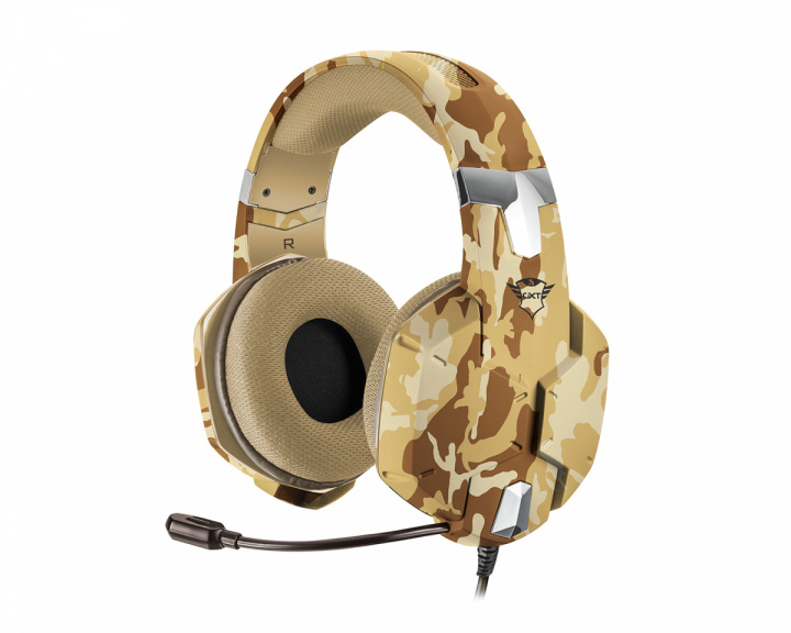 GXT 322C Gaming Headset Jungle Camo in the group Console / Xbox / Xbox One Accessories / Headsets at MaxGaming (13536)
