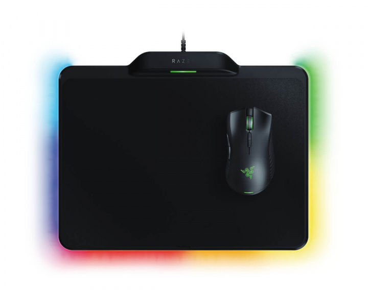 Mamba HyperFlux Gaming Mouse & Firefly HyperFlux Mousepad in the group PC Peripherals / Mice & Accessories / Gaming mice / Wireless at MaxGaming (13539)