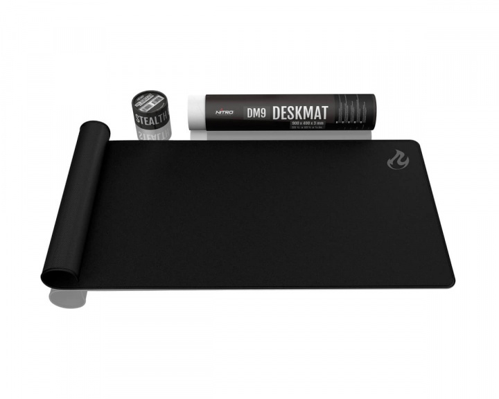 Mousepad XXL Black in the group PC Peripherals / Mousepads at MaxGaming (13717)
