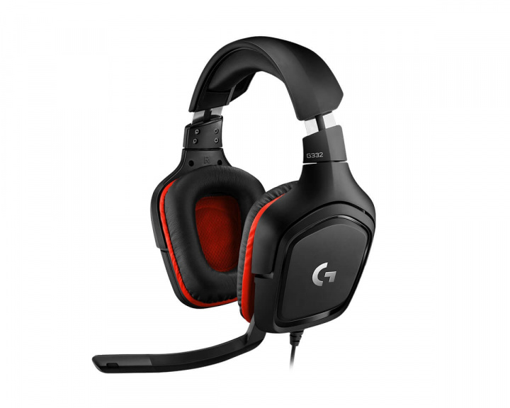 G332 Stereo Gaming Headset in the group Console / Playstation / PS5 Accessories / Headsets at MaxGaming (13802)
