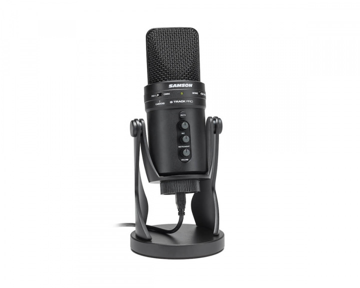 G-Track Pro Microphone in the group PC Peripherals / Headsets & Audio / Microphones at MaxGaming (14076)