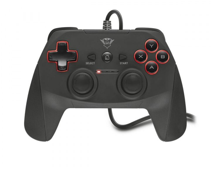 GXT 540 Yula Controller PC/PS3 in the group PC Peripherals / Game controllers / Gamepads at MaxGaming (14157)
