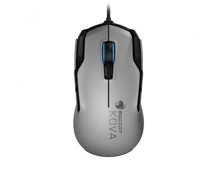 Kova AIMO Gaming Mouse White in the group PC Peripherals / Mice & Accessories / Gaming mice / Wired at MaxGaming (14201)