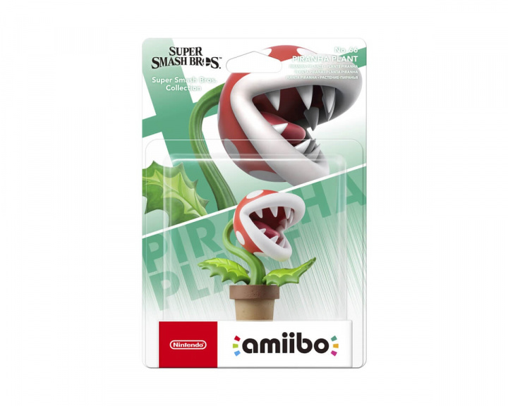 amiibo Super Smash Bros. Piranha Plant in the group Console / Nintendo / Amiibo figure at MaxGaming (14296)