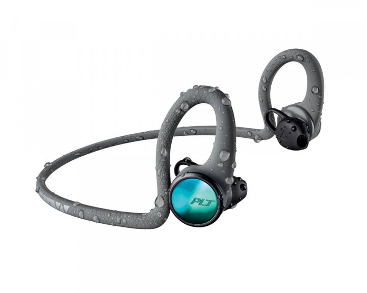 Backbeat Fit 2100 In-Ear Wireless Grey in the group Mobile Accessories / Headsets for mobile at MaxGaming (14335)