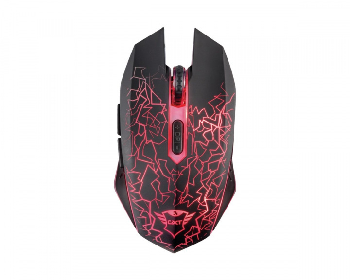 GXT 107 Izza Wireless Gaming Mouse in the group PC Peripherals / Mice & Accessories / Gaming mice / Wireless at MaxGaming (14708)