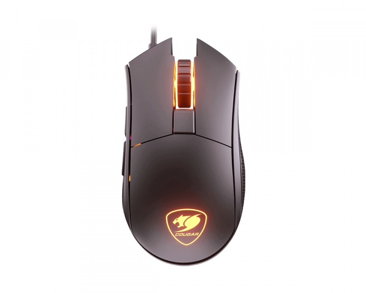 Revenger ST RGB Optical Gaming Mouse in the group PC Peripherals / Mice & Accessories / Gaming mice / Wired at MaxGaming (14851)