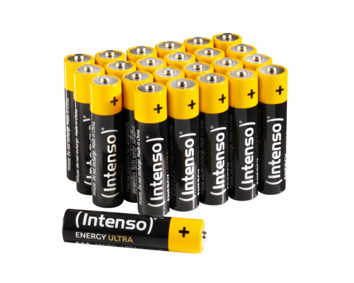 AAA Batteries - 24 Pack in the group Home & Leisure / Batteries at MaxGaming (15)
