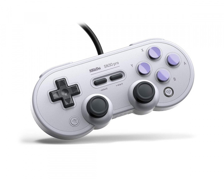 SN30 Pro Gamepad (SN Edition) USB in the group Console / Nintendo / Accessories / Controller at MaxGaming (15705)