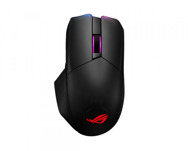 ROG Chakram Wireless Gaming Mouse in the group PC Peripherals / Mice & Accessories / Gaming mice / Wireless at MaxGaming (15813)