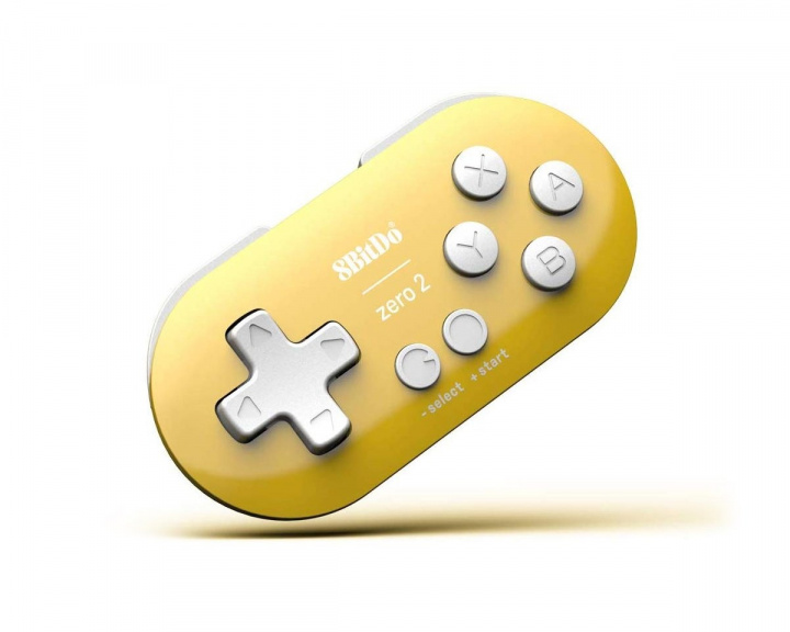 Zero 2 Yellow Edition in the group Console / Nintendo / Accessories / Controller at MaxGaming (15906)