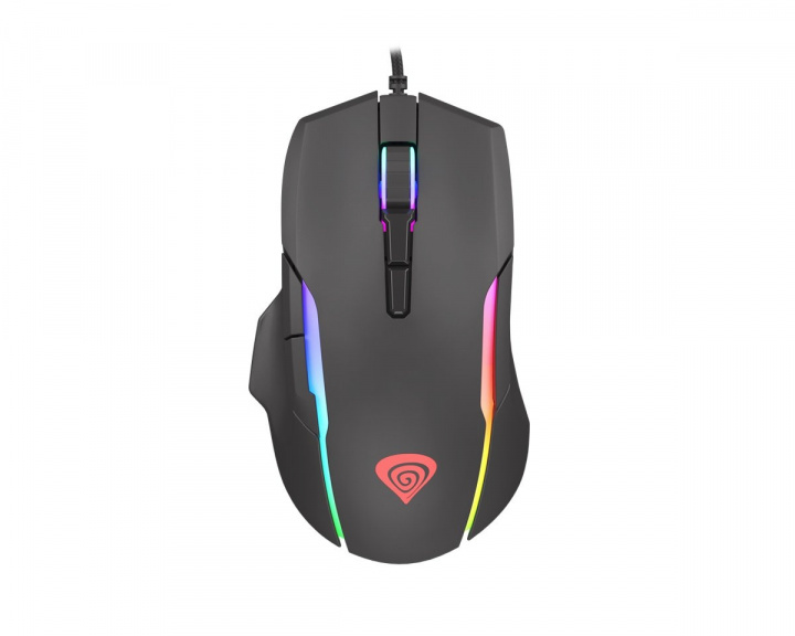 XENON 220 RGB Gaming Mouse in the group PC Peripherals / Mice & Accessories / Gaming mice / Wired at MaxGaming (15907)