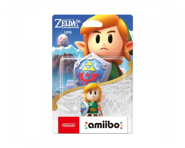 amiibo Link - Link's Awakening in the group Console / Nintendo / Amiibo figure at MaxGaming (16251)