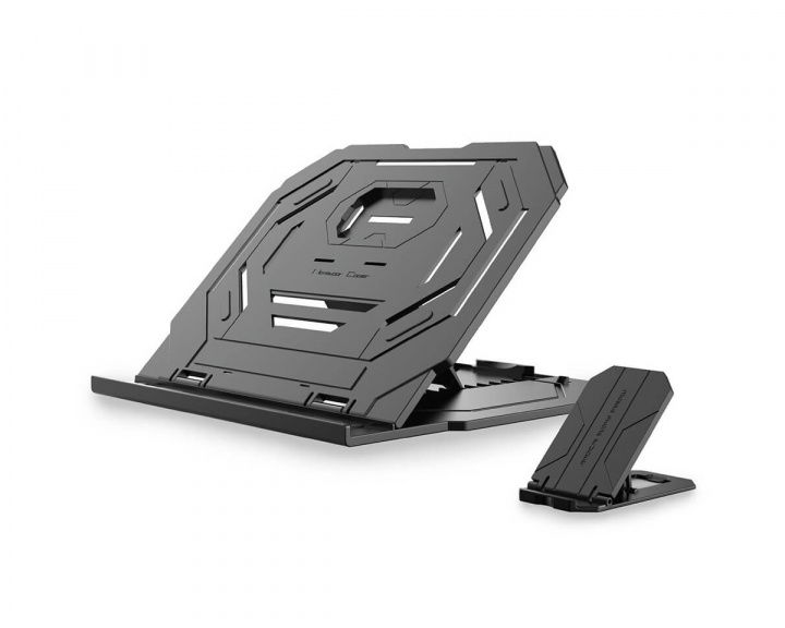2in1 Portable Laptop Stand 360 Rotatable + Mobile Stand in the group Laptop stand at MaxGaming (17302)