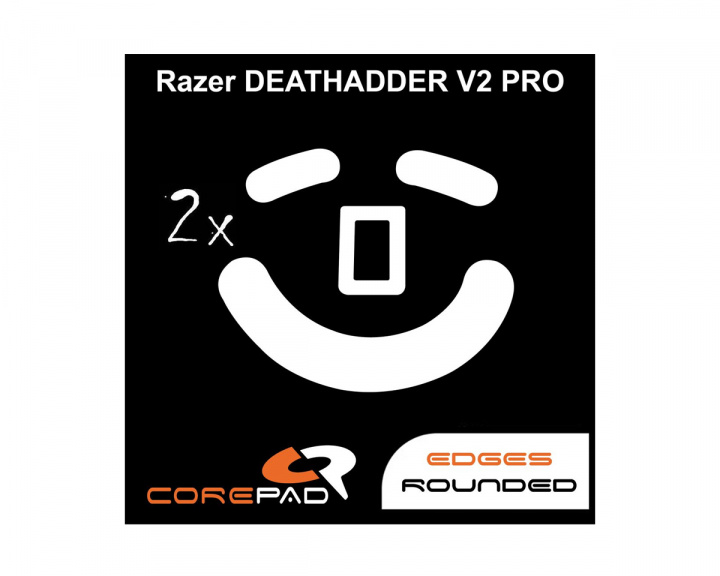 Skatez for Razer Deathadder V2 Pro in the group PC Peripherals / Mice & Accessories / Mouse skates at MaxGaming (17549)