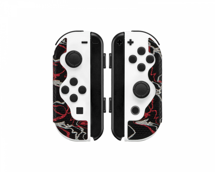 Nintendo Switch Joy-Con Grip - Wildfire Camo in the group Console / Nintendo / Accessories / Case at MaxGaming (17837)
