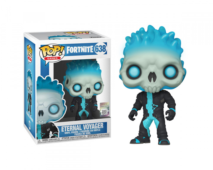 POP Games: Fortnite - Eternal Voyager in the group Home & Leisure / Collectible figures / Funko Pop Figures at MaxGaming (17952)