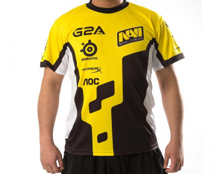 Player Jersey in the group Clothing / Team store / Natus Vincere at MaxGaming (8997)