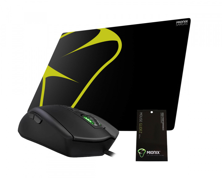 Avior 8200 Gaming Bundle in the group PC Peripherals / Mice & Accessories / Gaming bundle at MaxGaming (S1097)